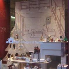 Como Decorar Vitrine e Loja para o Natal – Fotos, Dicas, Ideias e Tendências Decoração Vitrine – Se você precisa de uma inspiração de dicas e ideias para decorar sua loja e vitrine com a chag…