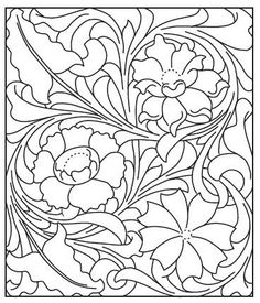 Afbeeldingsresultaat voor drawings patterns for carving in leather Tandy Leather, Leather Art, Custom Leather, Leather Design, Leather Tooling, Tooled Leather, Leather Gifts, Handmade Leather, Leather Jewelry
