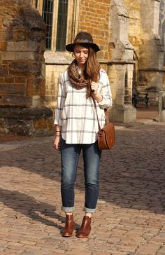 The Joules Journal | How To Wear: Girlfriend Jeans