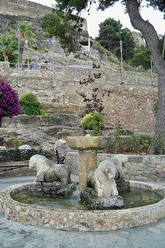 Sagunto Castillo, Spain