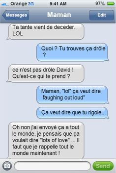 Quotes for Fun QUOTATION – Image : As the quote says – Description Tendance : le top des textos parents-enfants Sharing is love, sharing is everything Funny Text Fails, Funny Text Messages, Funny Texts, Funny Jokes, Lol, Minions, Parenting Humor Teenagers, Funny Text Conversations, Crush Humor