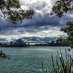 View from Mrs Macquarie's Chair looking toward the Sydney Opera House & Harbour Bridge by shaun1068 http://ift.tt/1NRMbNv
