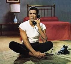 0 Ray Danton on the phone
