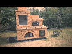 Smoke House Plans, Outdoor Kocher, Brick Bbq, Homemade Smoker, Outdoor Stove, Outdoor Cooking, Outdoor Projects, Projects To Try, New Homes
