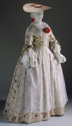 Woman's Closed Robe | LACMA Collections