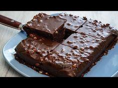 Rychlý a jednoduchý čokoládový dort Snickers! - YouTube Desserts, Youtube, Quick Cake, Chocolate Cakes, Food And Drinks, Tailgate Desserts, Deserts, Postres, Dessert