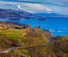America's Most Scenic Waterside Drives: California's North Coast - Bodega Bay to Mendocino