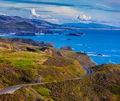 America's Most Scenic Waterside Drives: California's North Coast - Bodega Bay to Mendocino