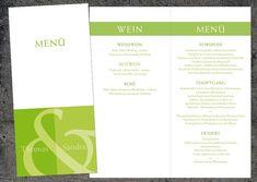 Menükarten: Namen in Grün   Etsy Din Lang, Save The Date Karten, Bar Chart, Etsy, Cup Art, Card Templates, Crafting, Invitation Cards, Names