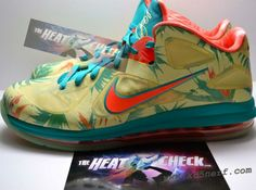 new arrivals 0677d 9f09d Even with his tenth signature now in full swing, fans are still thirsty for the  Nike LeBron 9 Low