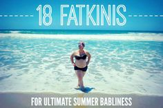 18 FATKINIS FOR ULTIMATE SUMMER BABLINESS - The Militant Baker // Fat / Fun / Feminism
