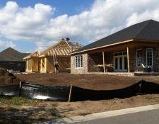 Waterfront new homes under construction. #MyrtleBeach #GrandeDunes