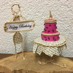 "13 Likes, 6 Comments - Deborah (@deb_off_79) on Instagram: ""Happy Birthday#paperwire #papierdraht #papierdrahtfiguren #epistyle"""