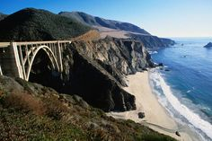 California - Big Sur, a most lovely coastal route
