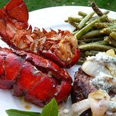 Grilled Rock Lobster Tails - Allrecipes.com