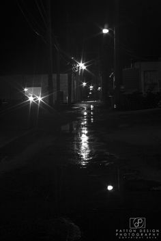 October 2 - Night Rain http://www.pattondesignphotography.com