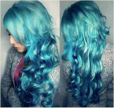 Some day i would like to do this.. maybe when my hair starts turning grey