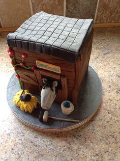Cowboy Birthday Cakes, Farm 2, Horse Cake, Unicorn Horse, Horse Stables, Cake Designs, Pony, Creations, Horses