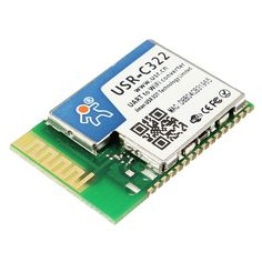 USR-C322 Industrial Low Power Serial UART To Wifi Module With TI CC3200 Chip