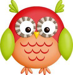 Pájaros, Buhos, Botones, Lazos, flores, Cintas, marcos EN PNG Materiales Para La Escuela