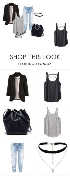 """""""3W"""" by claudia-ut on Polyvore featuring moda, Kavu, Lacoste, Dsquared2 y New Look"""