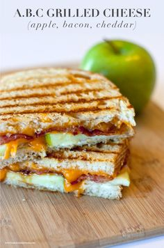 A.B.C. Grilled Chees