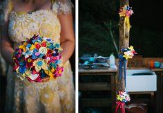 Wedding For The Weekend: Honeymoon Yurt Shoot!