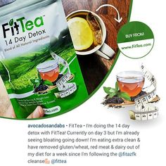 Start witnessing your own results... #HealthyLiving #FitTea #HealthyLife #Fitness #Health #Tea http://www.fittea.com/