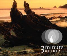 Devotion to God 3 Minute Retreat