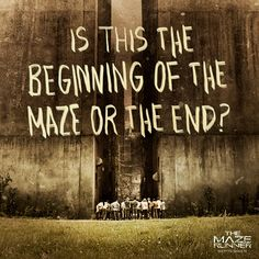 The further you get, the less you know. #MazeRunner pic.twitter.com/vH6mQWWLxh