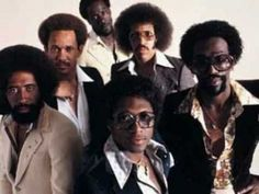 True Motown! The Commodores.