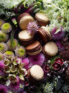 Laissez-vous surprendre par le macaron Jardin de Lou par Pierre Hermé