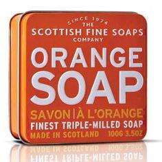 Fruit Soap - Orange