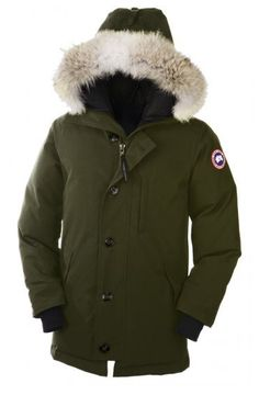 Wholesale Cheap Canada Goose Chateau Parka Green - Please Click Picture To View ! Discount Up to 60% at www.forparkas.com | Price: $279.20 | More Discount Canada Goose Parka Jacket: www.forparkas.com/mens-fashion-parka/