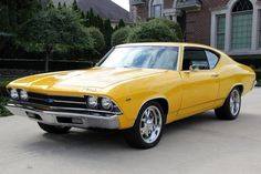 1969 CHEVROLET CHEVELLE CUSTOM - Barrett-Jackson Auction Company - World's Greatest Collector Car Auctions...Brought to you by #Carinsuranceagents at #HouseofInsurance in #EugeneOregon