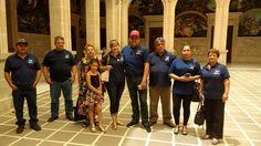 """<p>Chihuahua, Chih.- Integrantes del movimiento ciudadano """"Madera Unidos"""" estuvieron esta mañana en Palacio de Gobierno donde la Secretaría"""