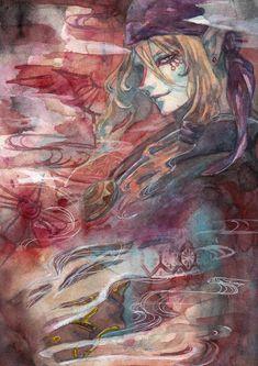 Znalezione obrazy dla zapytania hoozuki x medicine seller Manga Art, Manga Anime, Mononoke Anime, Ghibli Movies, Fantastic Art, Manga Comics, Pet Shop, Asian Art, Anime Guys