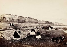 The Victorian era was a golden age, for the middle class. The huge army of clerks worked from nine to four, or ten to five. For those without a grouse moor, a family seaside holiday in Brighton or Margate could be just as refreshing.