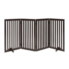 Total Win Freestanding Pet Gate for Dogs with Support Feet, Foldable Wooden Dog Gates Puppy Fence for Hallways Doorways Stairs, Safety Barrier Indoor Outdoor Pet Gate, Wooden Dog Gates, Dog Pen, Indoor Pets, Small Doors, Pet Safe, Furniture Styles, Dog Supplies, Best Dogs