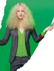 United Colors of Benetton Damenkampagne Herbst/Winter 2012 - Bild 02