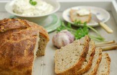 No knead bread simpel