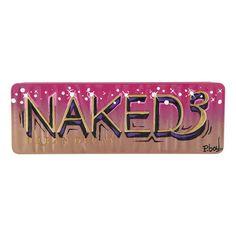 les palettes naked 2 et 3 sont sorties avec un packaging en édition limitée!!! sephora.fr