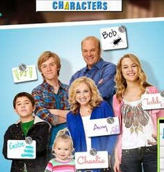 A Disney Channel show I actually like. Especially when babysitting preteen girls. Its good to have a show we both can settle on. Good Luck Charlie: Growing Up Female in a Disney World