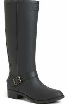 Alternate Image 1 Selected - Hunter 'Belsize Mercer' Rain Boot