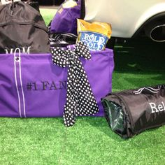 New purple spirit collection. Large Utility Tote, One Dollar, Thirty One Gifts, Diaper Bag, Spirit, Purple, Bags, Collection, Ideas