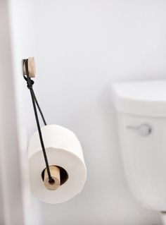 DIY Toilet Paper Holder | Creative DIY Bathroom Ideas On A Budget | DIY Projects