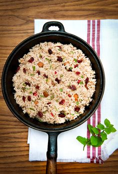 Cranberry Rice Pilaf. Vegetarian. kitchen.nutiva.com