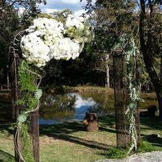 Portal frente cerimônia