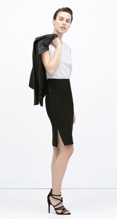 Zara Pencil Skirt- a must have