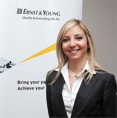 Ernst & Young Türkiye Denetim Hizmetleri Bölüm Başkanı Dilek Çilingir Köstem